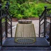 Sound stool bridge