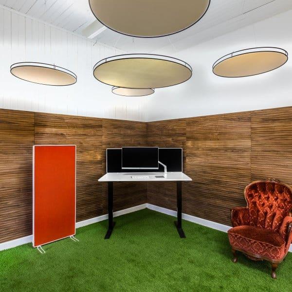 sound floor screen boom interior. Black Bedroom Furniture Sets. Home Design Ideas
